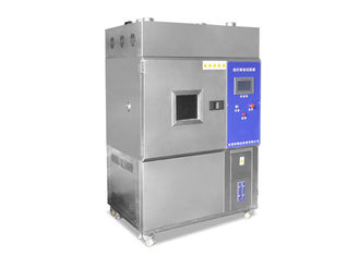 چین 2.0KW Stainless Steel Xenon Test Chamber , Simulated Sunlight Xenon Arc Testing Machine تامین کننده