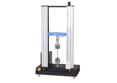چین 20KN Double Column Electronic Universal Testing Machine / Tensile Strength Tester تامین کننده