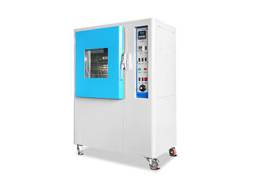Electronic Anti Yellowing Rubber Testing Machine , Electronic UV Aging Test Chamber