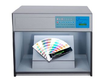 چین Textile Tester Automotive Fabric Color Assessment D65 Light Source Equipment توزیع کننده