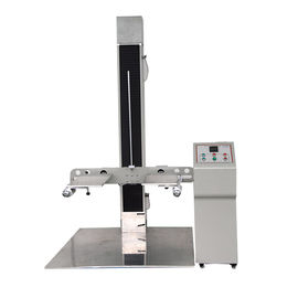 چین Electric Transmission Package Testing Equipment , JIS Z0202-87 Digital Wings Carton Drop Testing Machine توزیع کننده