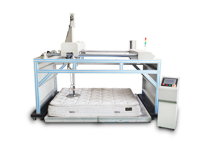 Cornell Box Spring Mattress / Foam Mattress Furniture Testing Machines ASTM F 1566